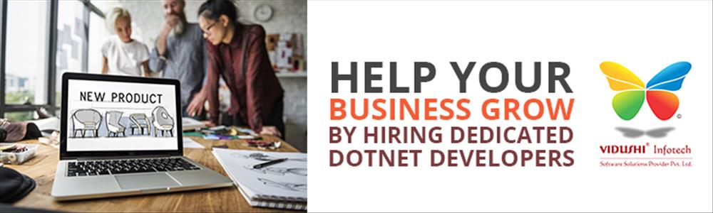 Why should you Hire Dot Net developer?