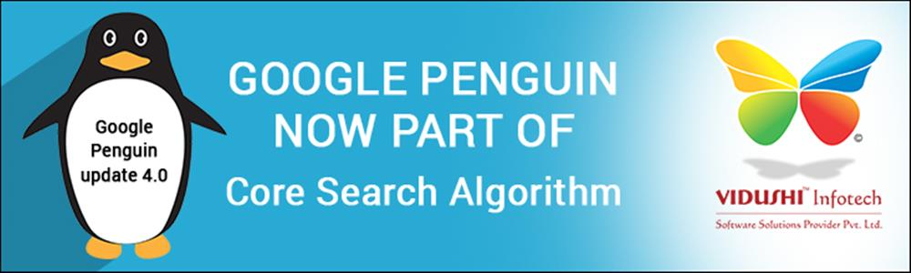 Penguin Now Google's Core Algorithm a Real Time Element
